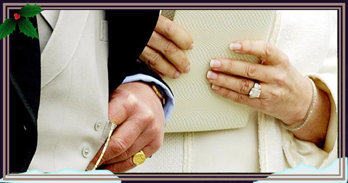 Clarence House On Twitter The Fifth Day Of Christmas My True Love Sent To Me Welsh Gold Rings Did You Know British Royal