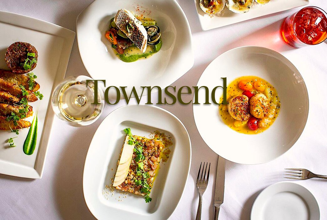 Townsend On Twitter Join Us For New Years Eve With Two Seatings