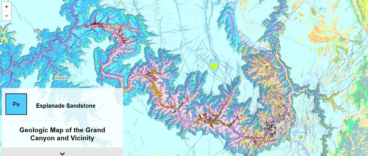 Geologic Map Of Arizona.Az Geological Survey On Twitter Celebrate Earth Science
