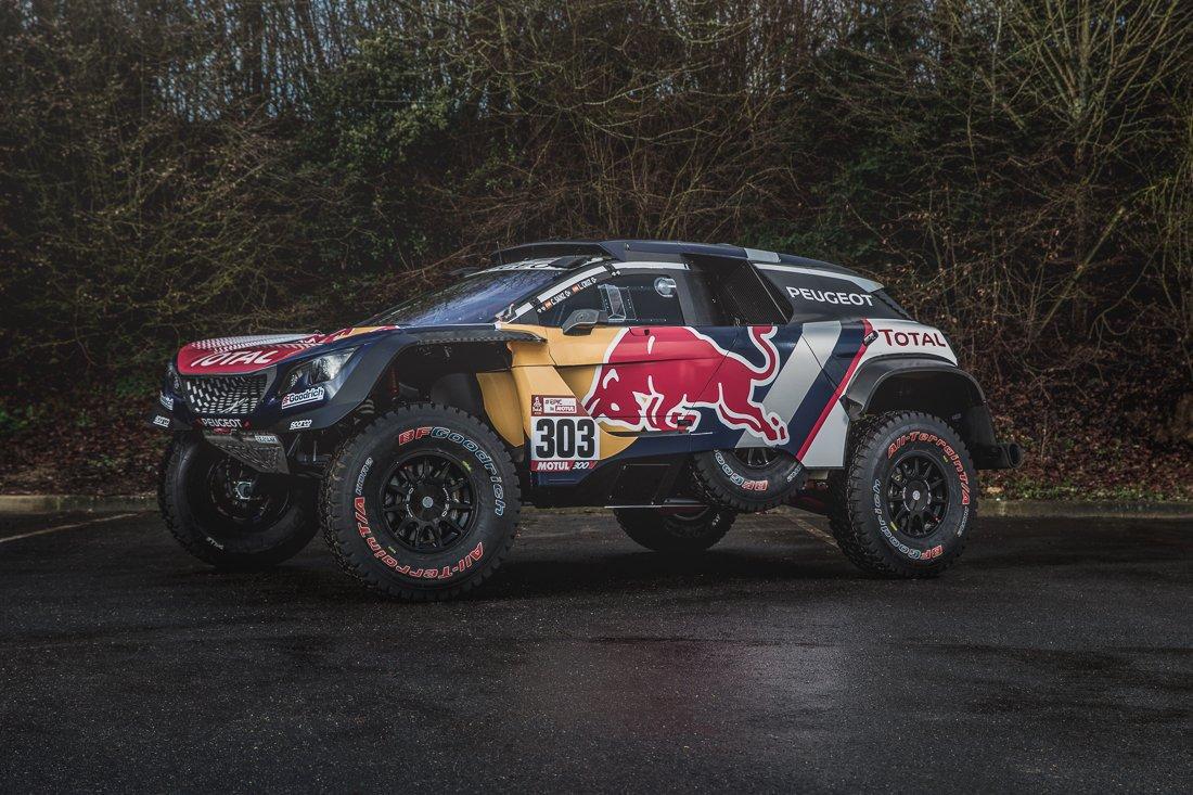 2018 40º Rallye Raid Dakar Perú - Bolivia - Argentina [6-20 Enero] - Página 3 DSOim44XkAAmAHW