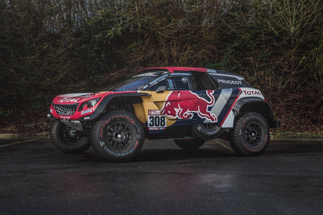 2018 40º Rallye Raid Dakar Perú - Bolivia - Argentina [6-20 Enero] - Página 3 DSOio1dWkAAdpDf