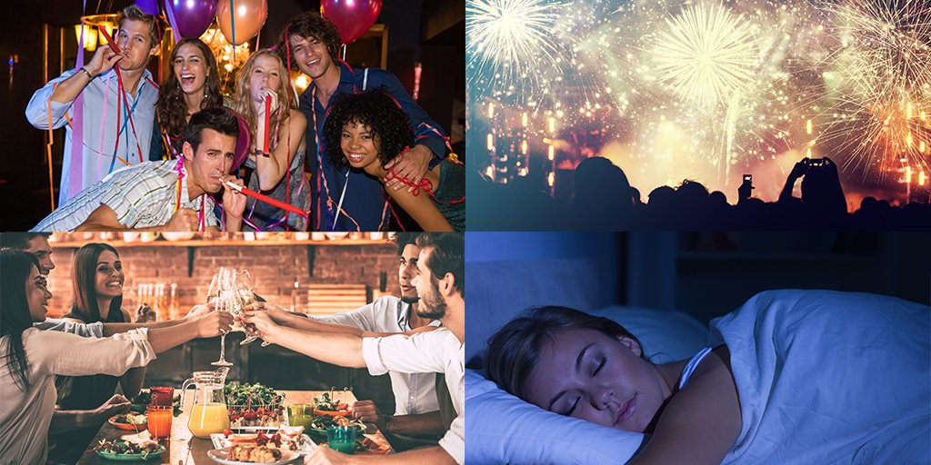 How will you be celebrating the New Year? Tweet us your plans.🎊 https://t.co/UeS4OsOmHj