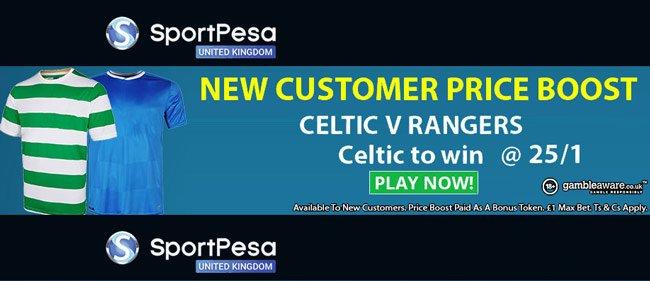 SportPesa Price Boost