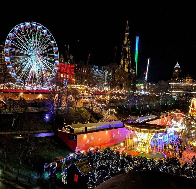 "DeBaere UK on Twitter: ""We're Enjoying a Mini Break Away in Edinburgh This Weekend. The Christmas Market Is Full With Great Stalls #Christmas ..."