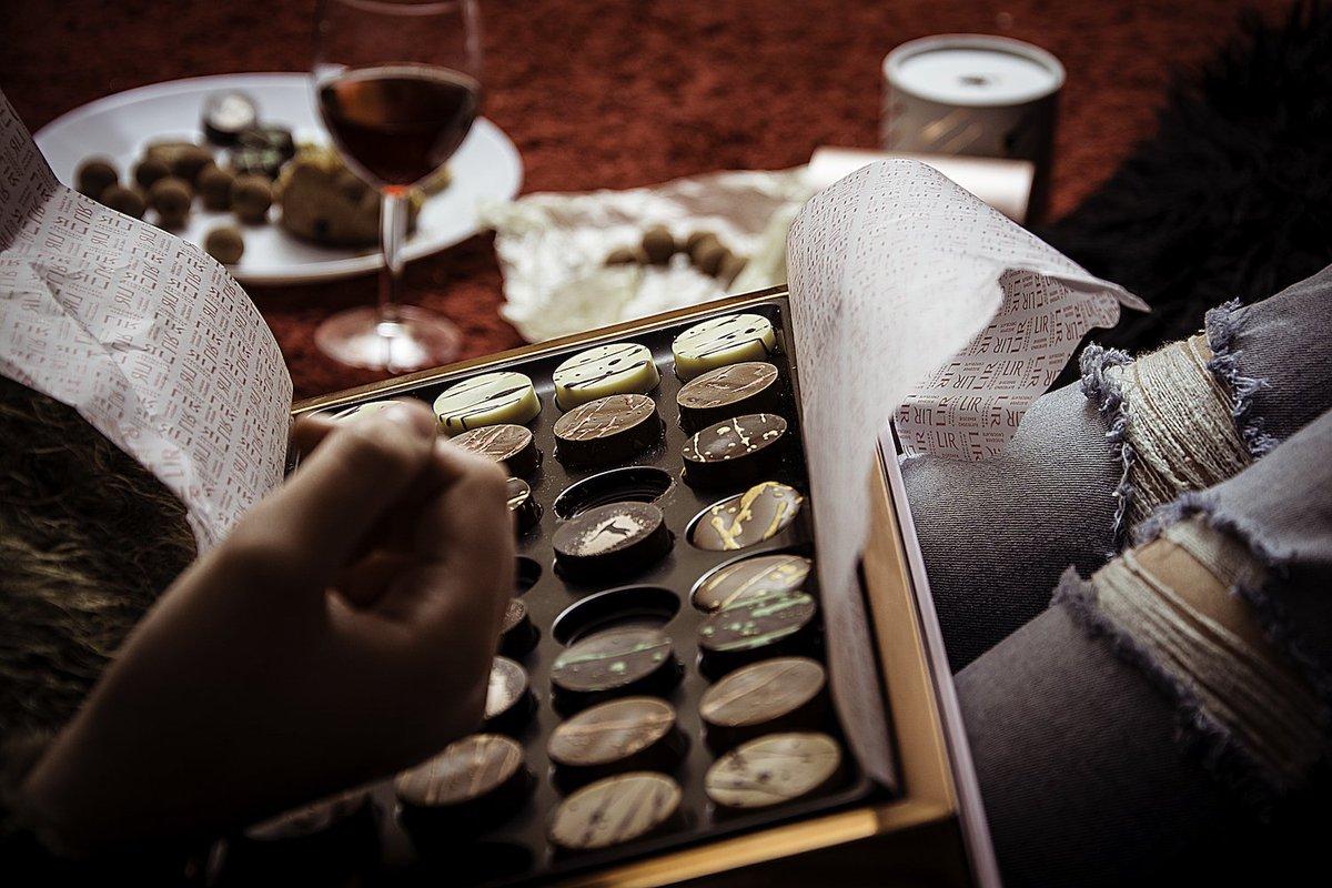 Lir Chocolates | Handcrafted Chocolates