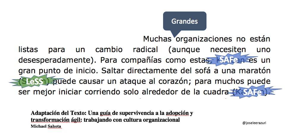 José Luis Lee On Twitter Robando Frases De Kanban Y Scrum