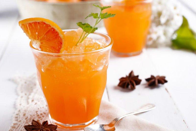 Рецепты безалкогольных напитков к новому году