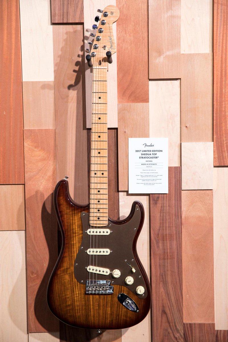 Fender a Twitter: