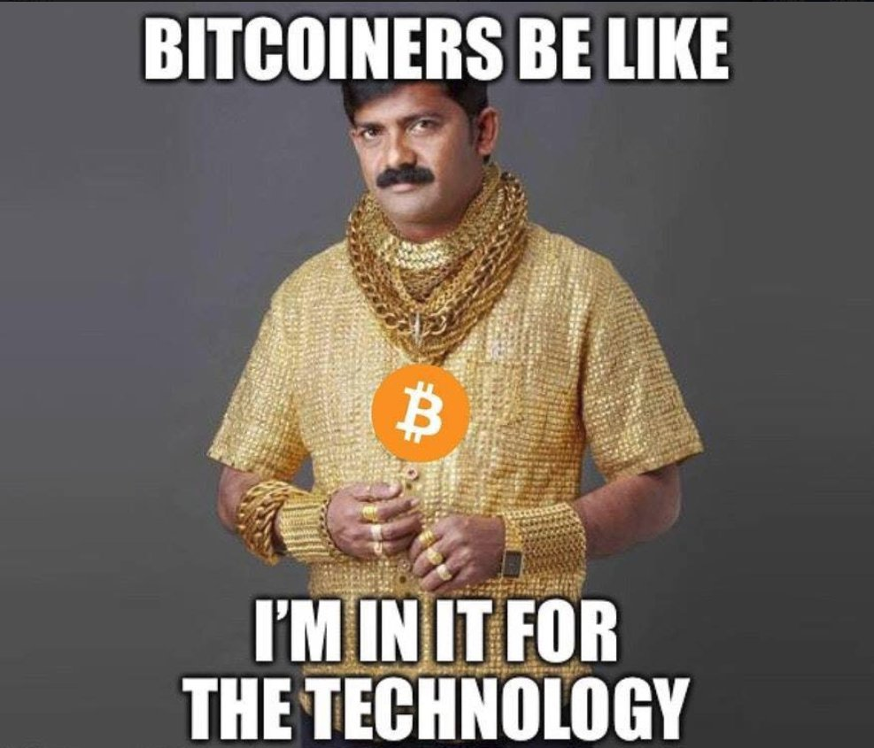crypto rand on twitter when i read xrp haters this bitcoin meme always comes to my mind hahahaha xrp haters this bitcoin meme