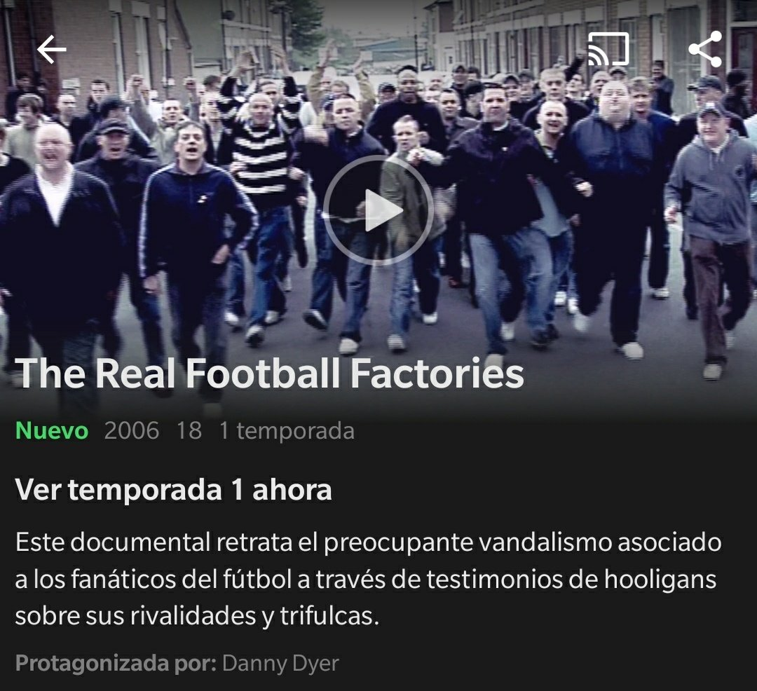 Gallo De Netflix On Twitter 30 12 17 The Real Football Factories
