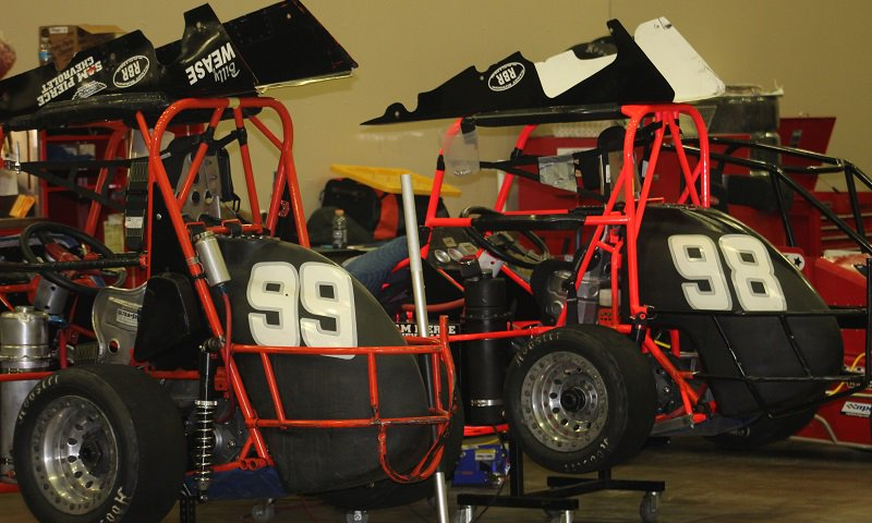 Rumble in the jungle midget races — pic 9