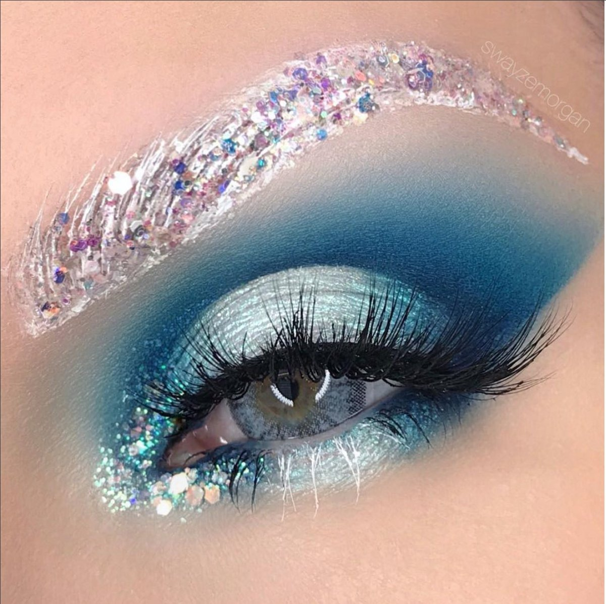 bh cosmetics on twitter wintery blue vibes like whoa we 39 ve got the chills from the. Black Bedroom Furniture Sets. Home Design Ideas