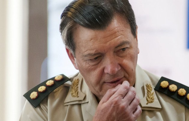 Rechazaron el pedido de arresto domiciliario de Milani