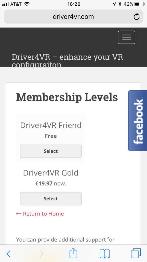 Driver4vr Free
