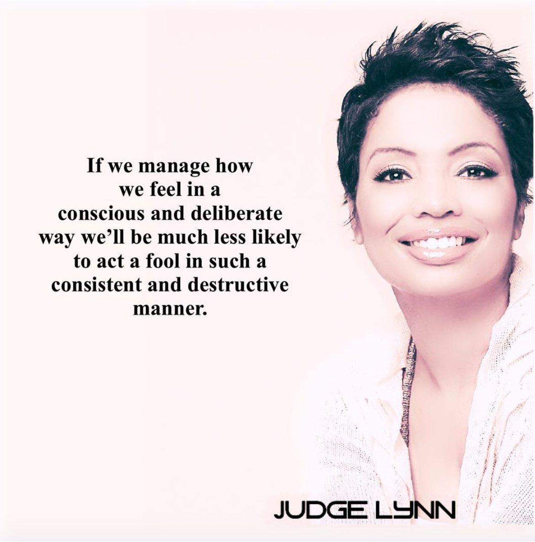Judge lynn toler quotes