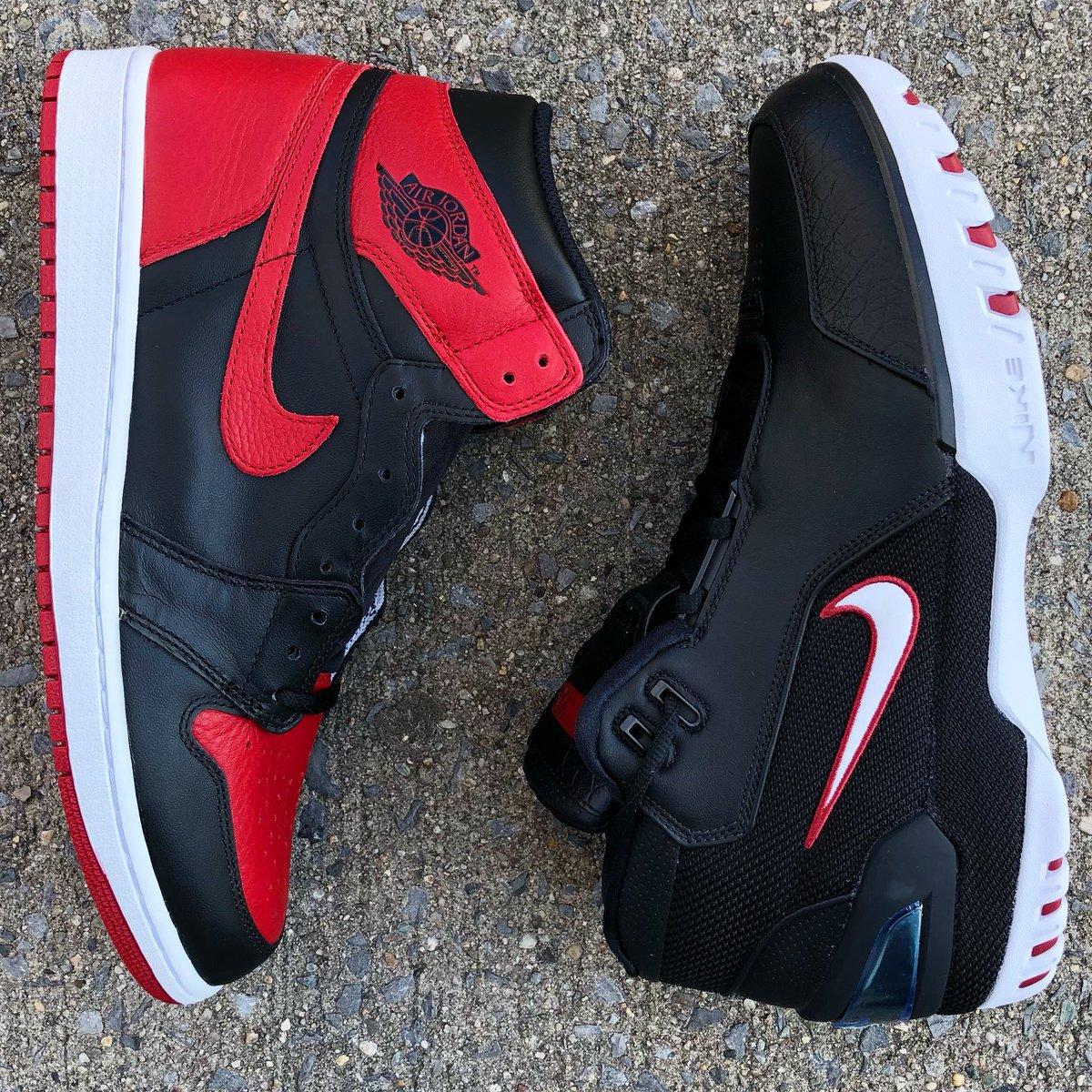 66d14185540  Nike  NikeAir  JordanBrand  Jordan1  Bred1  Classic  Lebron1   AirZoomGeneration  YoungGOATs  YoungKings   Brooklynpic.twitter.com iSZKKJUhPX