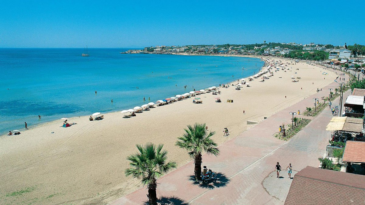 Image result for altinkum beach didim