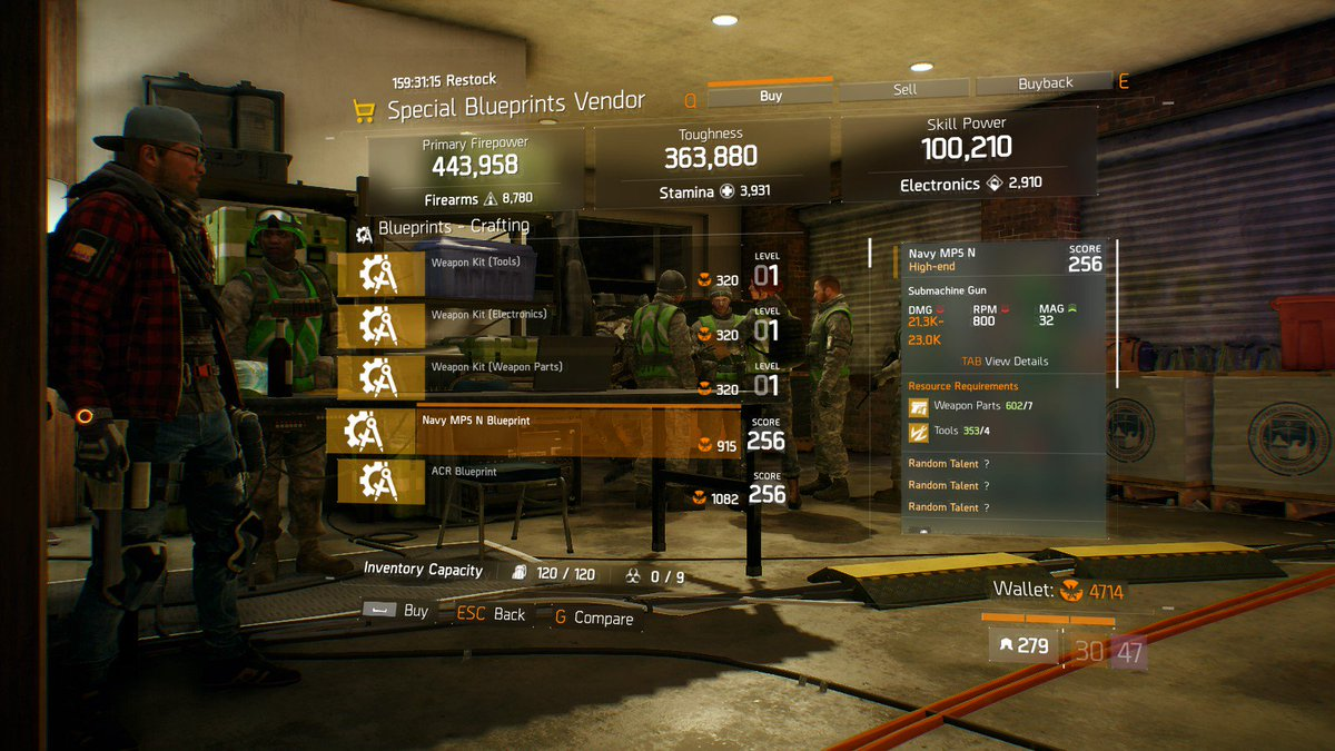 Rxlyat thedivision2 on twitter thedivision navy mp5 n smg 2 replies 2 retweets 23 likes malvernweather Image collections