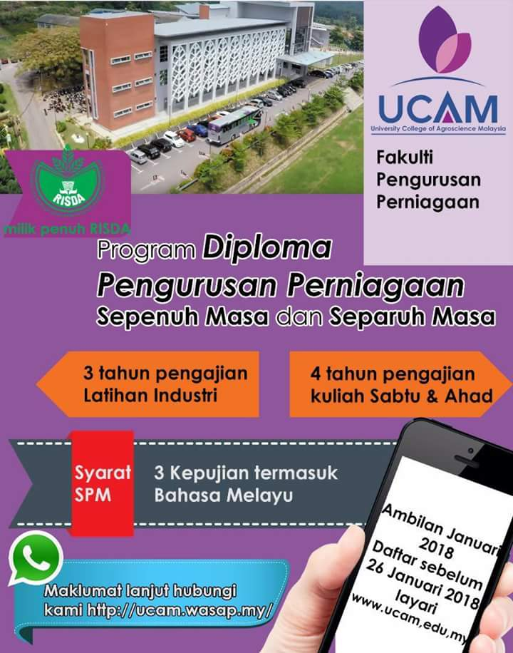 University College Of Agroscience Malaysia