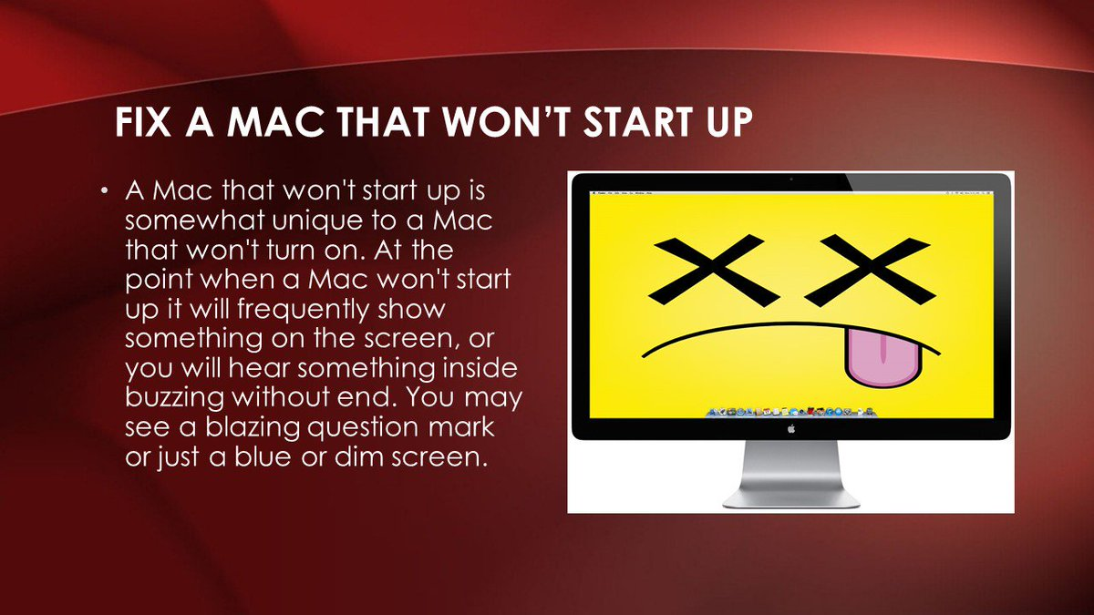 common_apple_mac_issues hashtag on Twitter