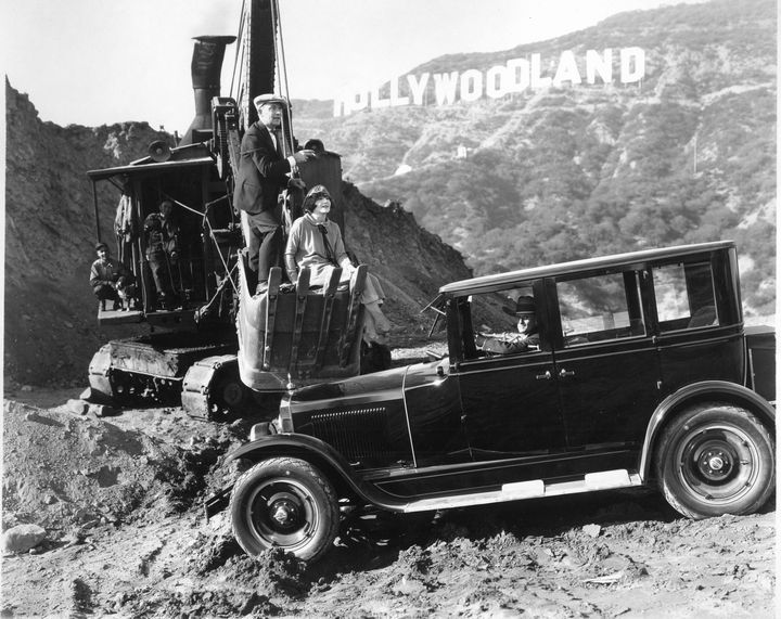 hollywoodland hashtag on twitter
