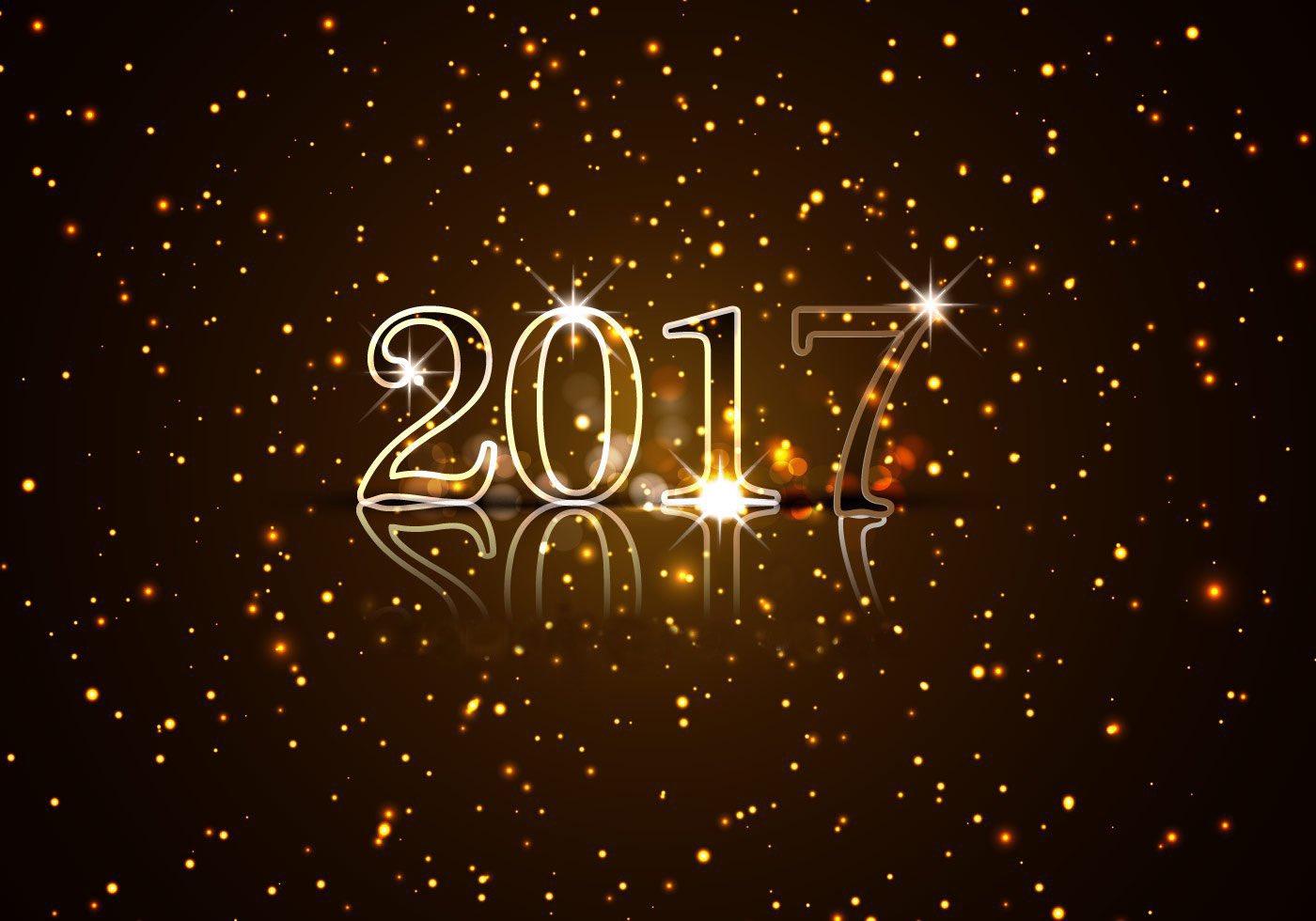 Картинки с надписью с новым годом 2017, другу