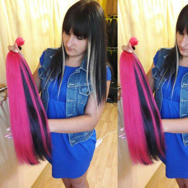 Наращивание волос в балабаново
