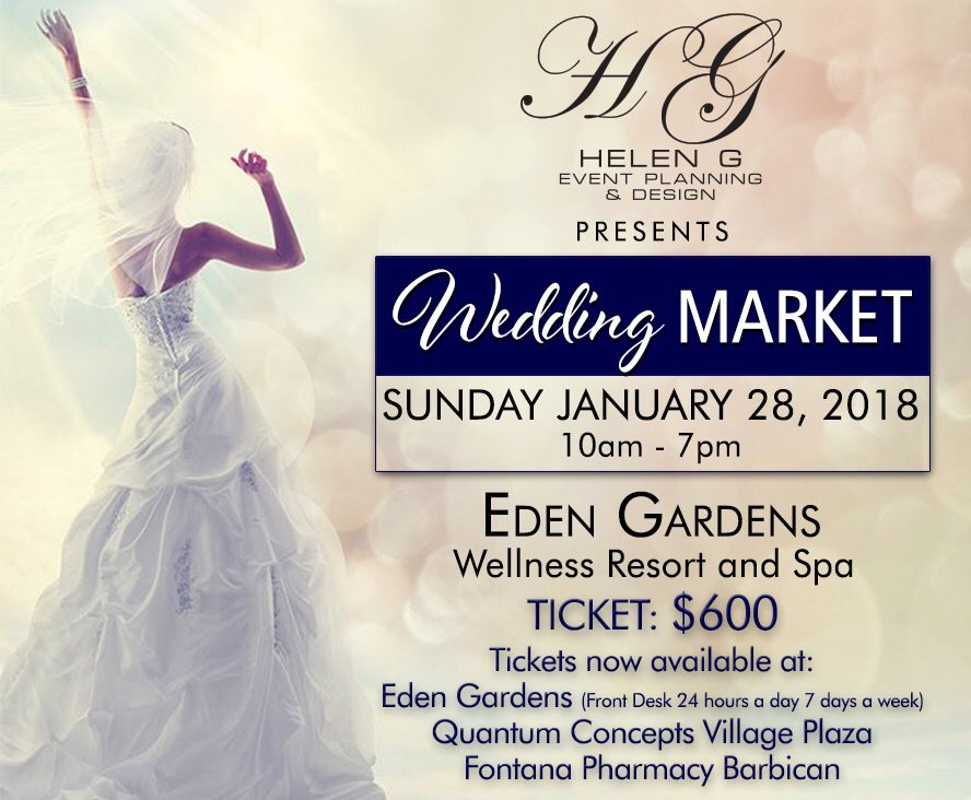 Helen G Events On Twitter Calling All Brides In Jamaica Join Us