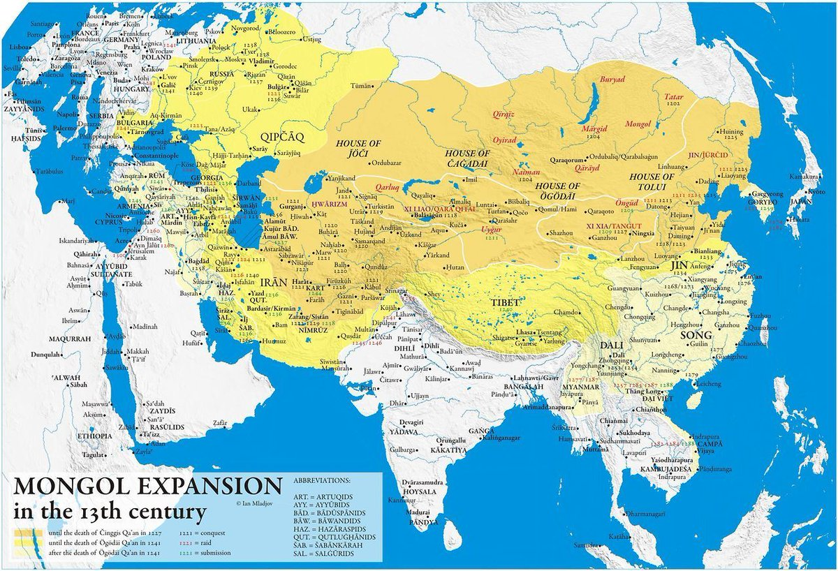 mongol and russia effects The mongol rule kept russia isolated from most of europe, the former falling behind technologically and contemporarily in many ways russia stayed medieval for the full 300 years the mongols held control of their country.