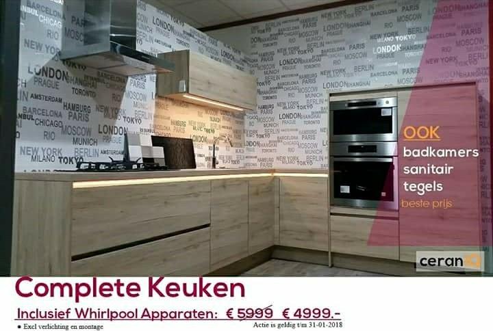 Keuken Inclusief Montage : ≥ keuken te koop inclusief apparaten keuken complete keukens