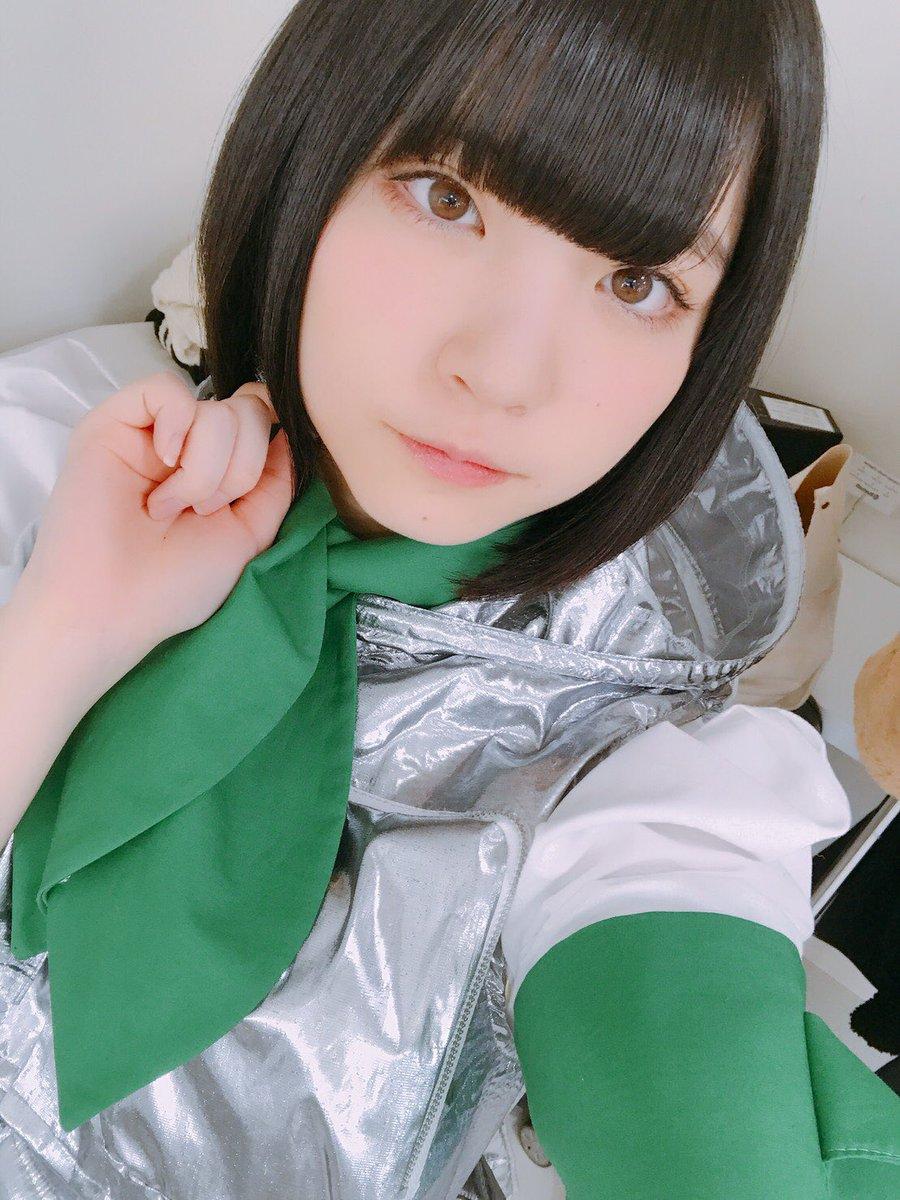 でんぱ組.inc大阪城ワンマン ありがとうございました! この度根本凪は、 虹のコンキスタドールとでんぱ組(緑色担当)を兼任することになりました。 全力で頑張ります。よろしくお願いします。