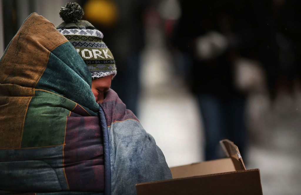 Deep freeze puts thousands of homeless people in jeopardy https://t.co/jsIJC0oZpH https://t.co/5bVIdixLwh