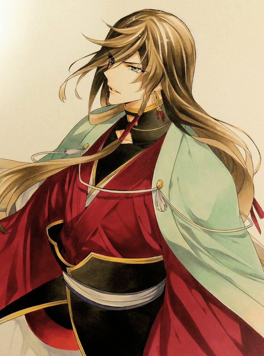 刀剣乱舞とある審神者が描いた和泉守兼定の素晴らしいイラスト刀剣