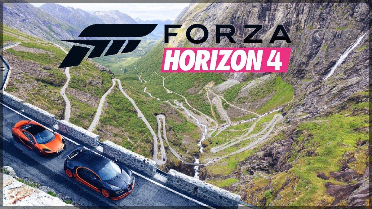 "Ferrari Games >> The Racing Monkey on Twitter: ""Forza Horizon 4 ..."