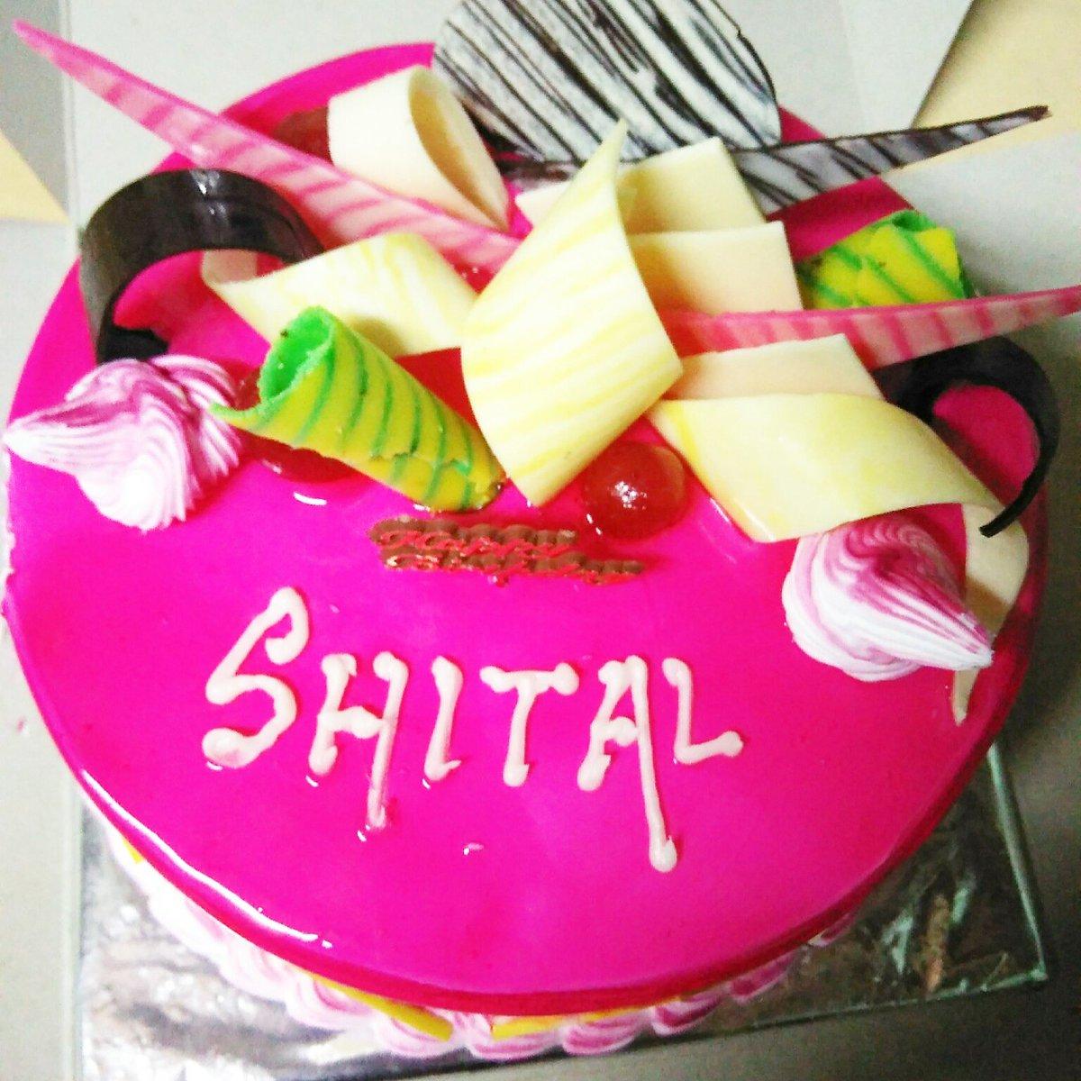 happy birthday shital