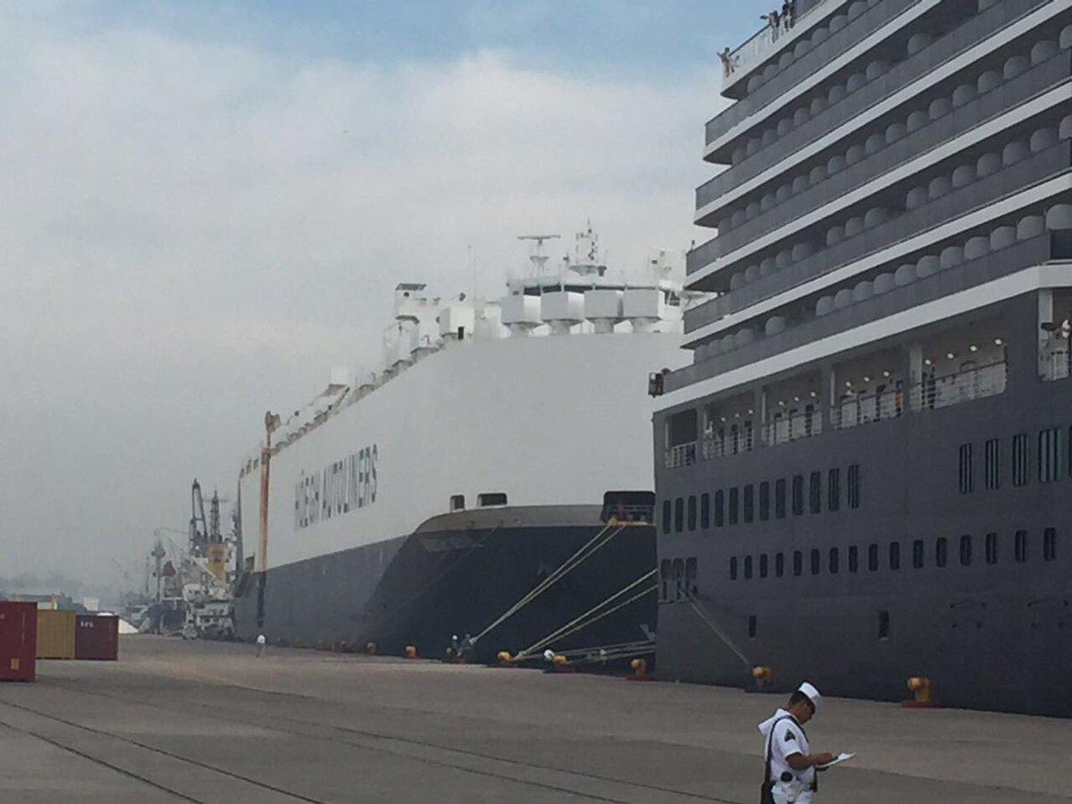 Puerto Mazatlán on Twitter: