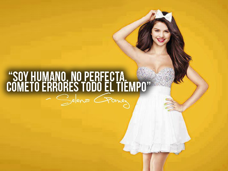 Media Tweets By Frases Selena Gomez At Fraselena3 Twitter