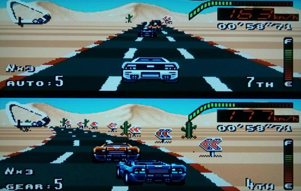 snes racing games