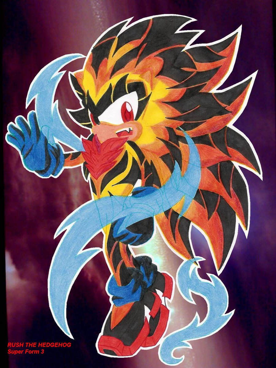 Sonic The Hedgehog On Twitter Super Angel