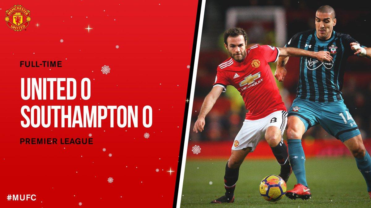 Chấm điểm trận Manchester United 0-0 Southampton