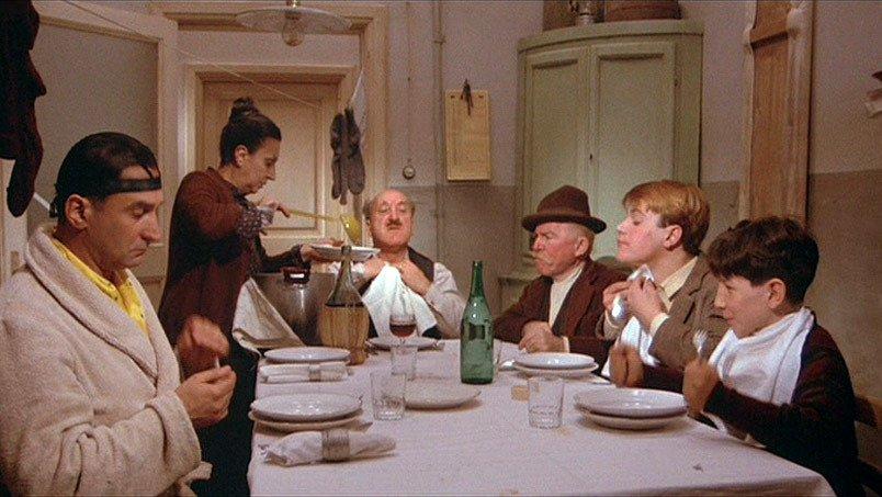 "xenofuturistxlr8r en Twitter: ""Director: Federico Fellini Fellini ..."