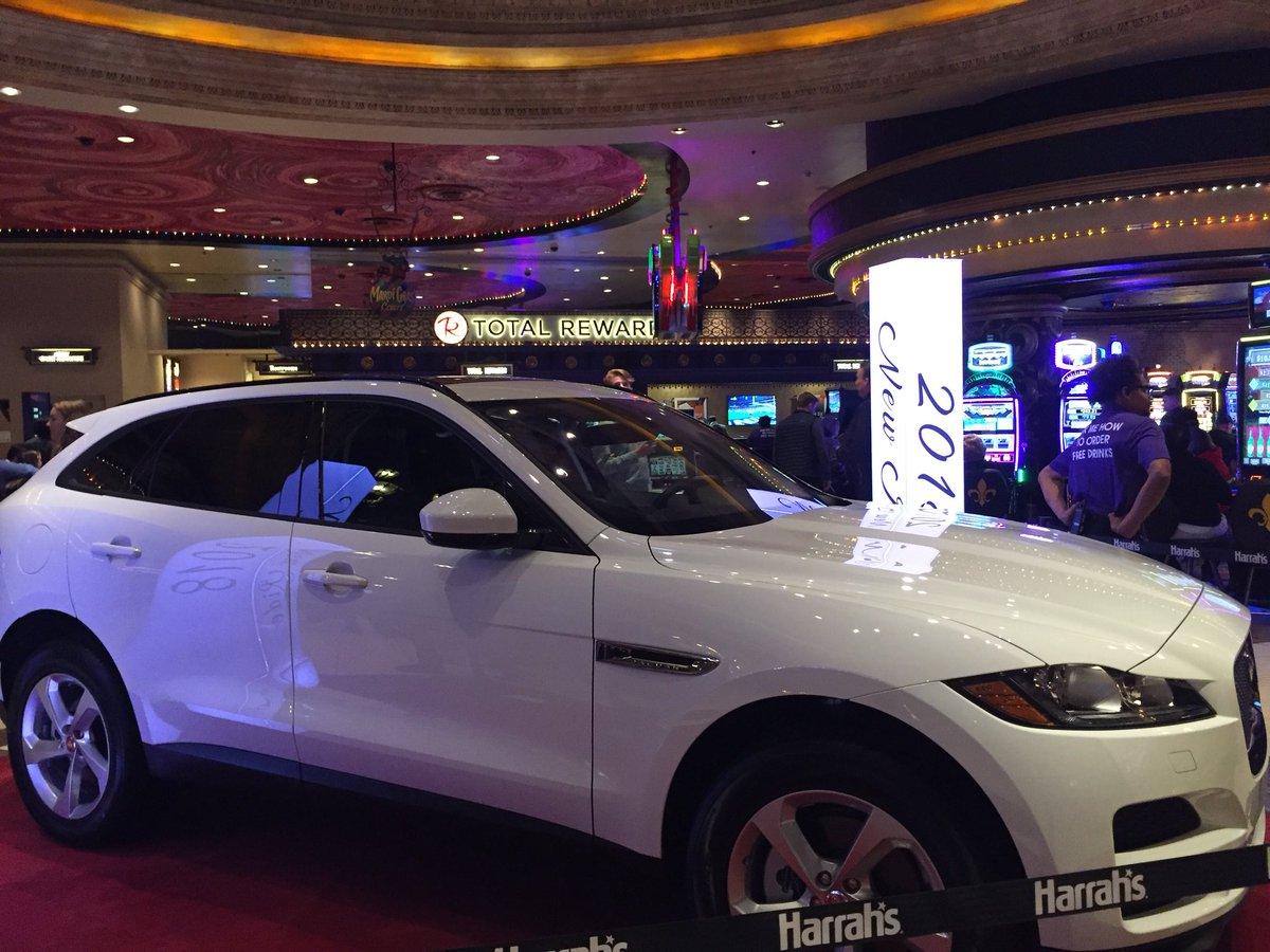 Harrahs New Orleans On Twitter Drive A Car As Stylish As You Are - New orleans car show