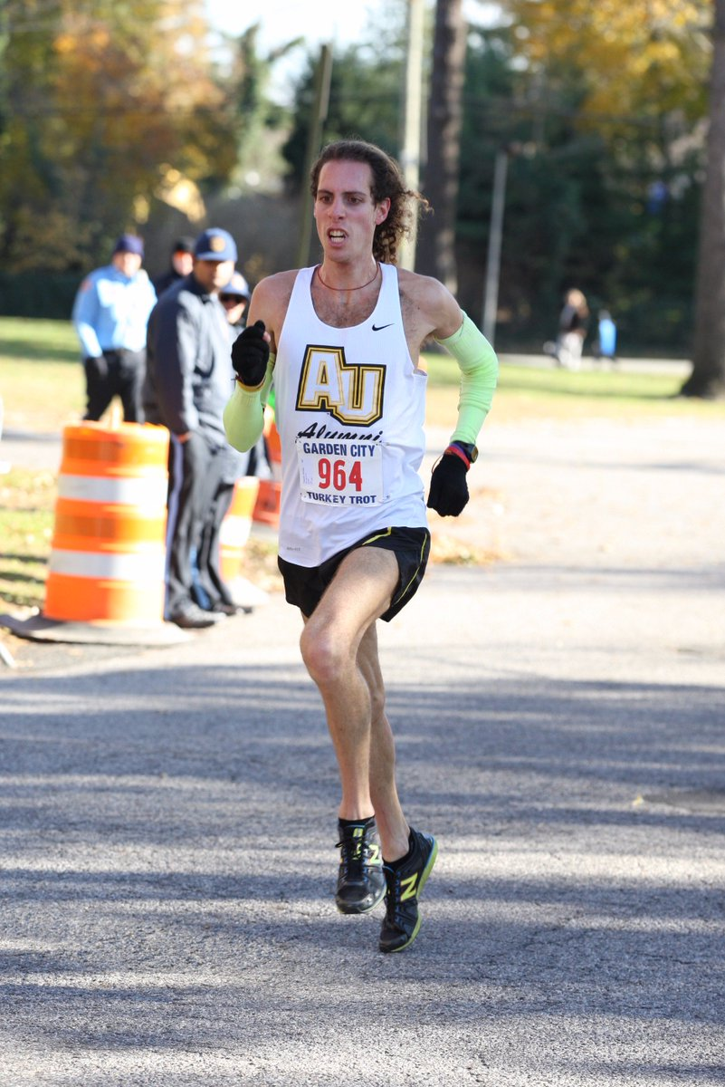 congratulations to all of our participants including the winner of this years 5 mile race and the jim flynn memorial trophy nick filippazzao - Garden City Turkey Trot