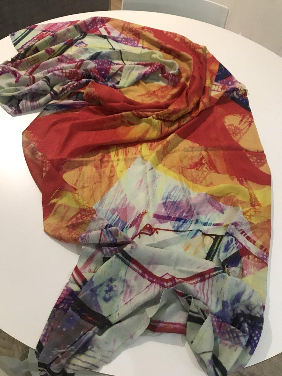 Cashmere Silk Scarf - DO YOU by VIDA VIDA QBesmXD