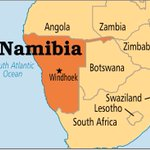 Republic of Namibia, Southern Africa