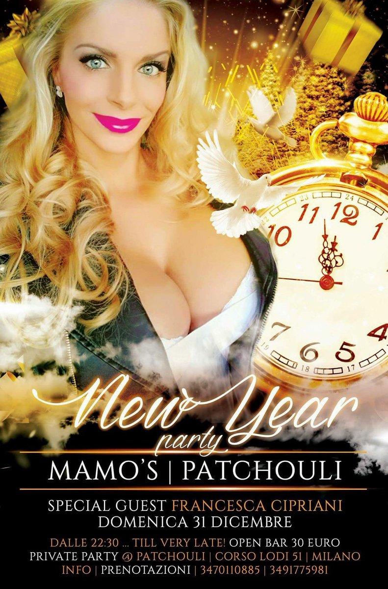 Domani #Patchouli Milano 🍾🌈✨💋 New Year P...