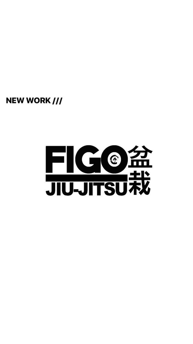 Valuablemedia On Twitter Figo Jiu Jitsu Bonsai Logo Work