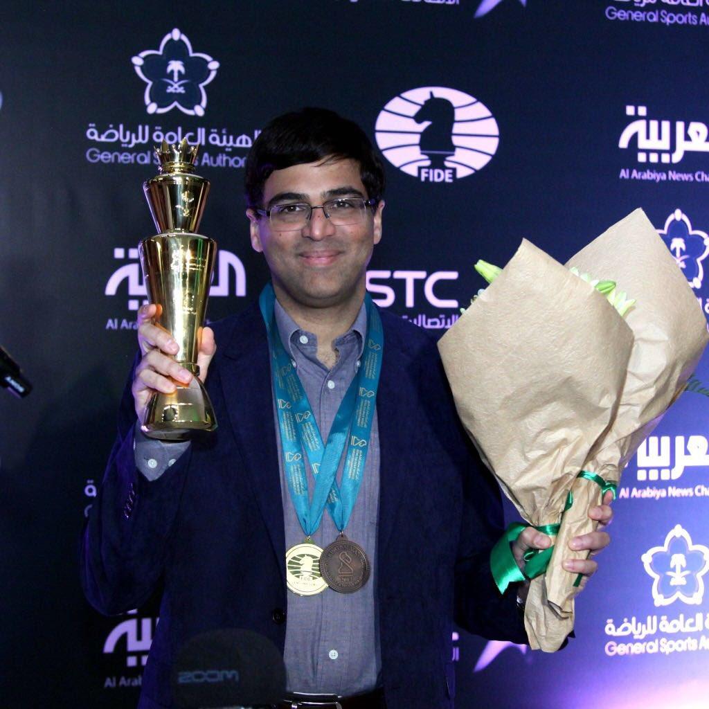 الروسي كارياكين وصيفا لبطل كأس الملك سلمان للشطرنج DSVtMtdV4AE4mvE