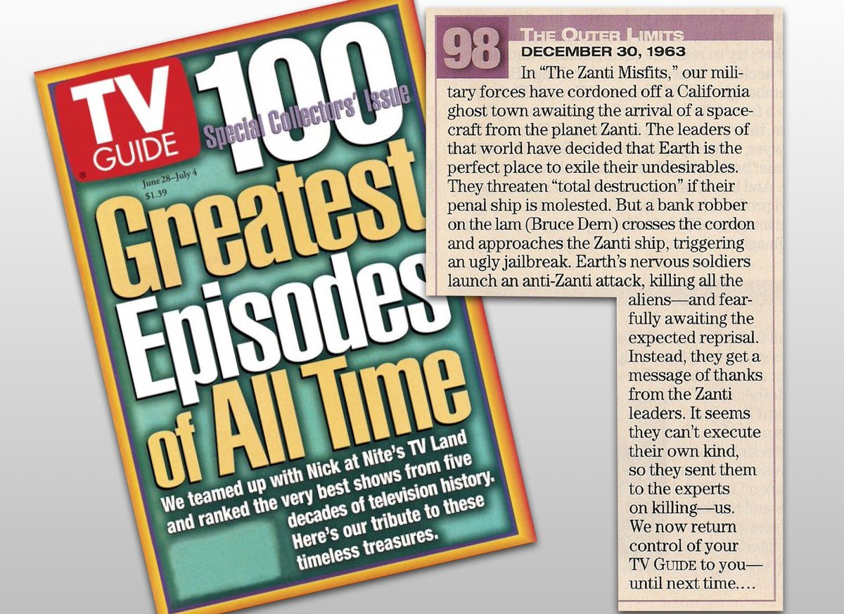 TV Guide's 100 Greatest Episodes of All-Time