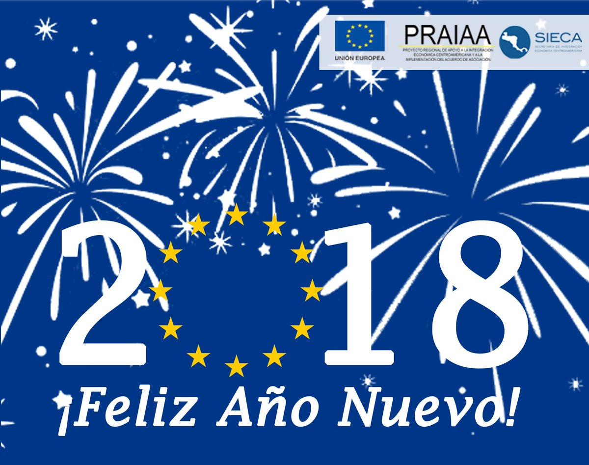 Iniciamos con buen ánimo este año 2018 por la #IntegracionCentroamericana @sg_sieca @sg_sica @UEenNicaragua @UEGuatemala  @UEenElSalvador @UEenHonduras @UEenCostaRica  #PRAIAA @MINEC_SV @GUATEMINECO @SDEHonduras @MICIPMA @comexcr #MIFICpic.twitter.com/ug76Re32OJ